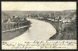 AK  Panorama von Werden an der Ruhr von 1906   19g