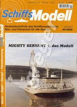 Schiffsmodell 10/98 b