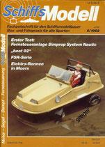 Schiffsmodell 6/92 a