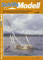 Schiffsmodell 5/89 b  abl