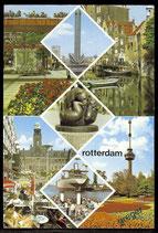 AK Rotterdam Mehrbildkarte  64/42