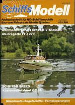 Schiffsmodell 10/84 b