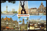 AK Rotterdam Mehrbildkarte  64/40