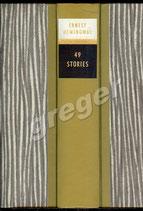 49 Stories von Ernest Hemingway