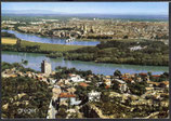 AK Villeneuve-Ies Avignon, Panorama    84n