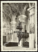 Mindelheim, Inneres der Jesuitenkirche   74/38