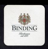 Bierdeckel - Binding  21