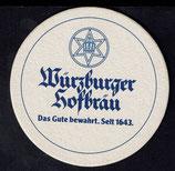 Bierdeckel -Würzburger Hofbräu  25