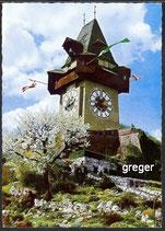 AK Graz, Uhrturm    25n