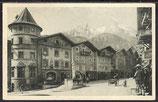 AK Berchtesgaden Marktplatz   12/17