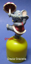 Funny  Fanten, Stars in der Manegen von 1998  - Grazia Graziella  - mit BPZ   -   5x