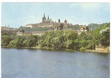 AK Prag, Burg, Panorama     51/43