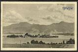 AK Deutsches Reich  Fraueninsel im Chiemsee    59i