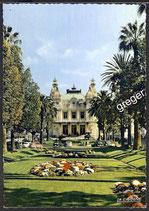 Ak Le Casino et les Jardins de Monte-Carlo    x18