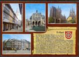 AK Erfurt Mehrbildkarte   17/22