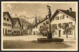 AK Partenkirchen – Floriansplatz 6/49