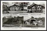 AK Mehrbildkarte von Oberammergau 10/20