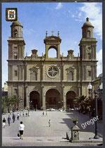 AK Las Palmas die Catredahle    55/18