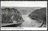 AK Deutsches Reich, Das Rheintal mit Loreleyfelsen    19/44