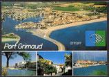 AK Port Grimaud, Mehrbildkarte    95m