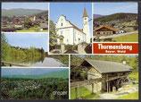 AK Thurmansbang, Mehrbildkarte   6m