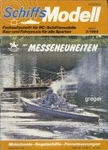 Schiffsmodell 3/85 c  abl