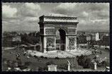 AK Paris, L'Arc de Triomphe de Étoile    91/22