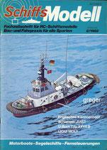 Schiffsmodell 2/82 c