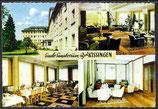 AK Bad Kissingen. Saale Sanatorium   19/28