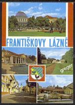 AK Františkovy Lazně Mehrbild    36/2