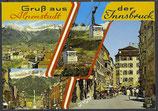 AK Innsbruck – Tirol, Mehrbild     54/4