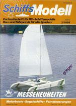 Schiffsmodell 3/89 b  abl