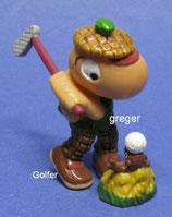 Bill Body der Supersportler von 1993  - Golfer  - ohne BPZ   -  1x