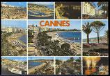 AK Cannes, Mehrbildkarte    59/30