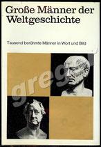 Große Männer der Weltgeschichte