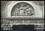 AK Troia, Basilika, Tiefreliefe Ostportal    59/13