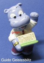 Die Happy Hippo Companie von 1994  - Guido Geistesblitz  - ohne BPZ   -  4x