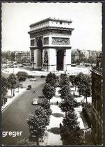 AK Paris, Arc de Triumph    46-o