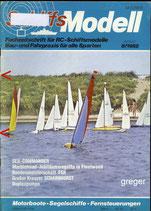 Schiffsmodell 8/82 d  abl