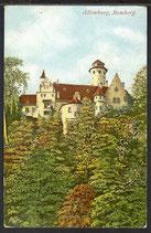 AK Deutsches Reich  Altenburg Bamberg 9/13