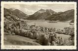 AK Schliersee Bavr. Alpen 9/33
