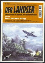 Der Landser Nr. 2523