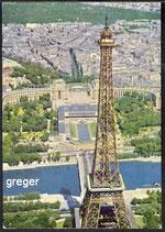 AK Paris, La Tour Eiffel    96m