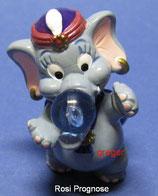 Funny Fanten, Stars in der Manegen von 1998  - Rosi Prognosi  - mit BPZ   -  12x
