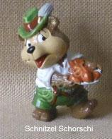 die Top Ten Teddys im Traumurlaub von 1999  -Schnitzel Schorschi  - ohne BPZ   - 4x