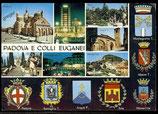 AK Padova Italien, Mehrbildkarte    62/18