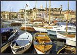 AK Cannes, Yachthafen    86n