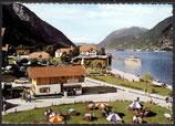 AK Pertisau am Achensee, Seeanlagen mit Dampfer ST. Benedikt   28/49