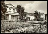 AK Bad Salzuflen, Kurmittelhäuser im Rosengarten    71/23