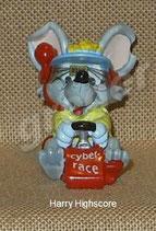 Mega Mäuse von 2001  - Harry Highscore  - ohne BPZ  - 1x